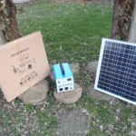 300 Watt Solar Power System