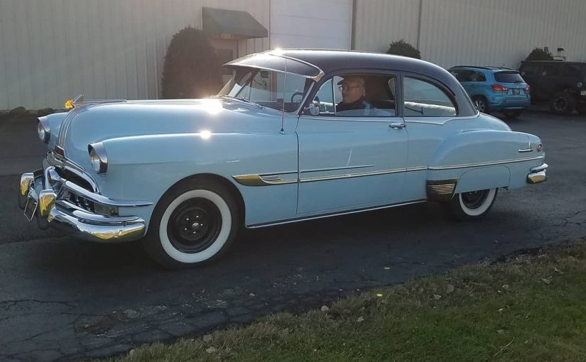 1952 Pontiac Chieftain Deluxe For Sale $17,500